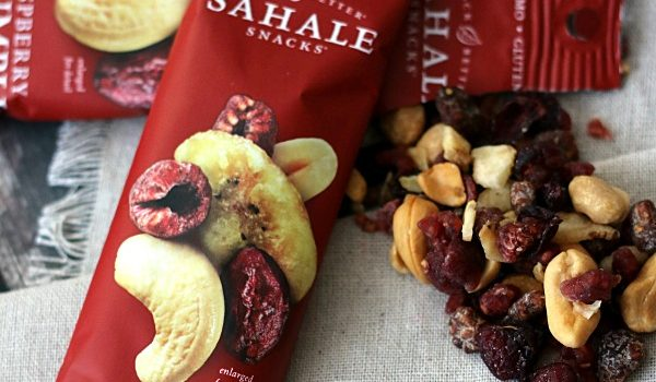 Beat the Afternoon Slump with Sahale Snacks®