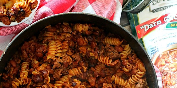 Easy Goulash with Bear Creek Soups