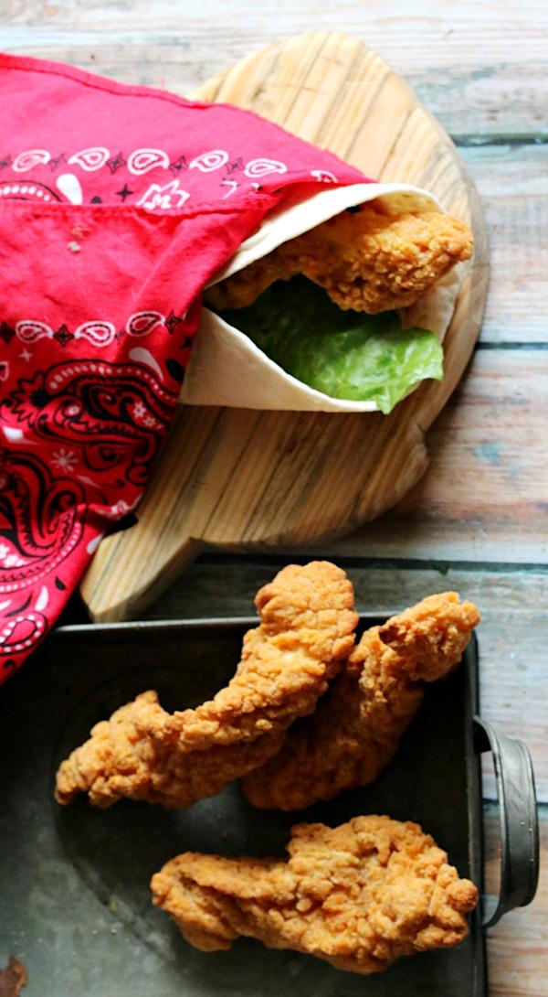 spicy-chicken-wraps