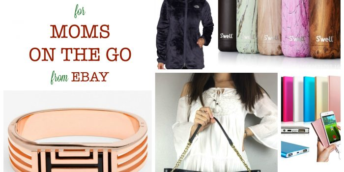 Top Ten Gifts for the Mom On The Go