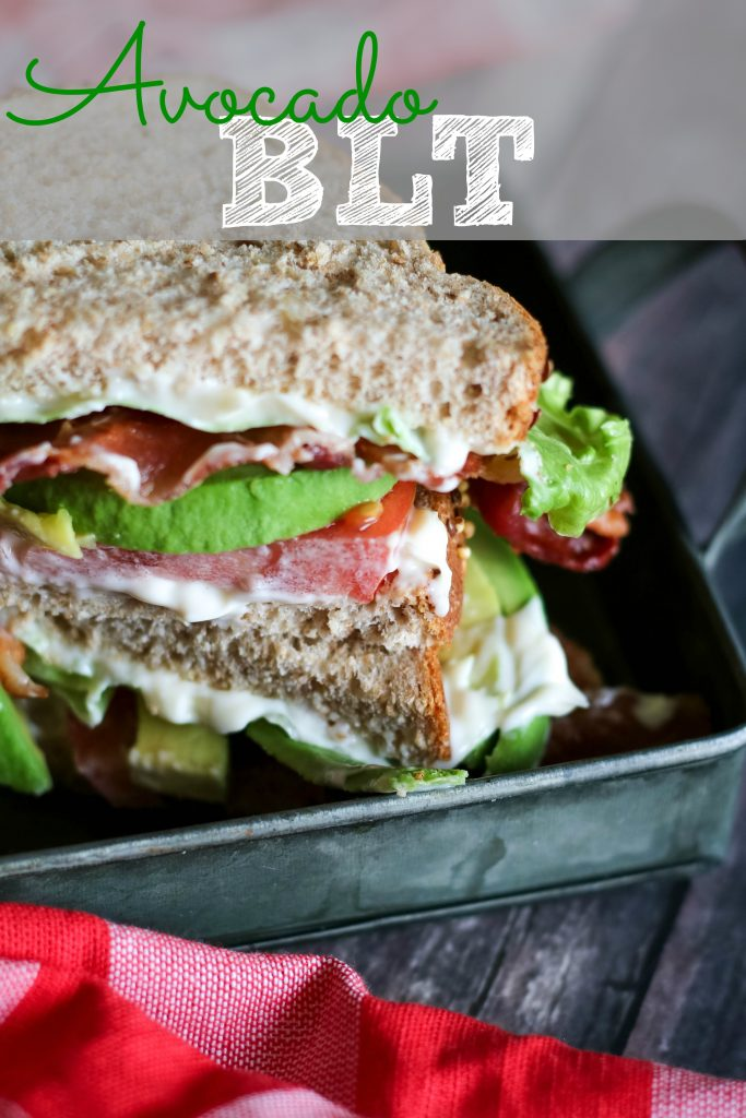 Avocado BLTs
