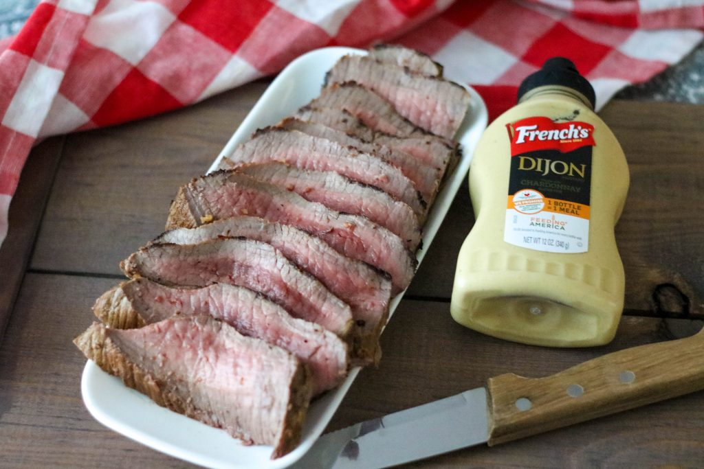 The BEST Marinated London Broil