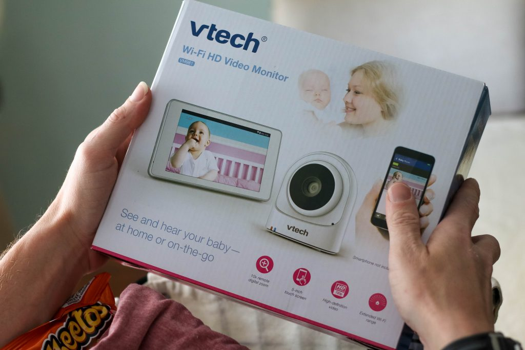 VTech WiFi HD for Fathers Day