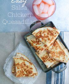 Easy-Salsa-Chicken-Quesadillas-yum