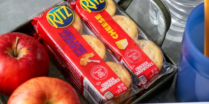 Back to School with RITZ