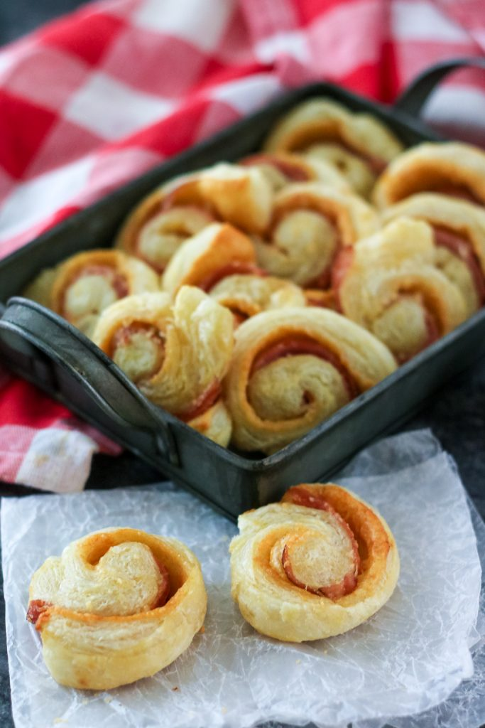 Cheese and Ham Spirals (1 of 1)