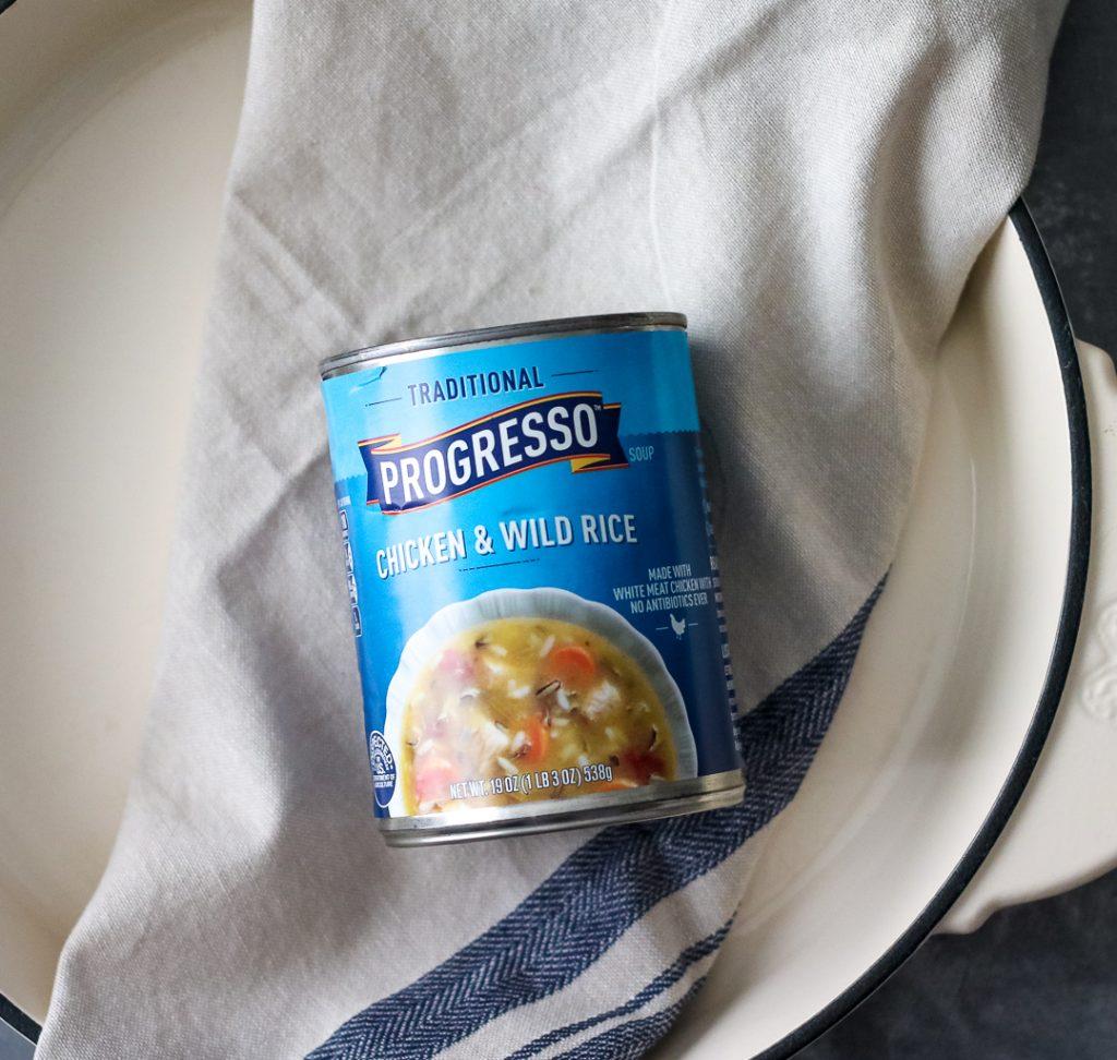 Progresso Chicken and Wild Rice (1 of 1)