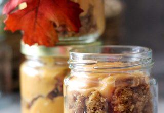 Pumpkin Cheesecake Gingerbread Trifles (1 of 1)
