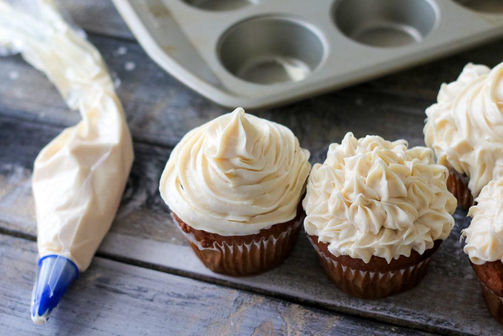 Pumpkin Cupcakes (1 of 1)