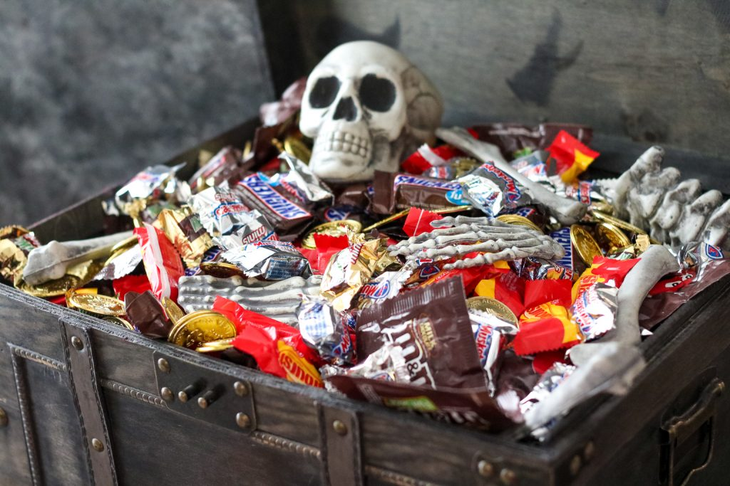 Spooky Chest of Candy (1 of 1)