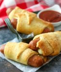 Cheesy Italian Pigs In a Blanket, yum (1 of 1)