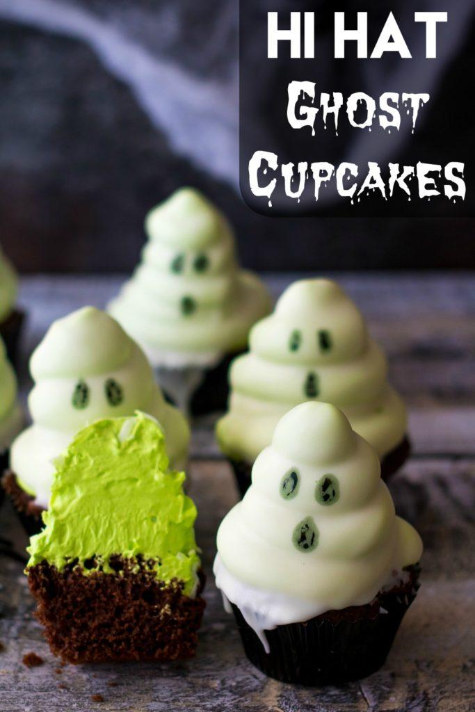 Ghost Hi Hat Cupcakes (1 of 1)