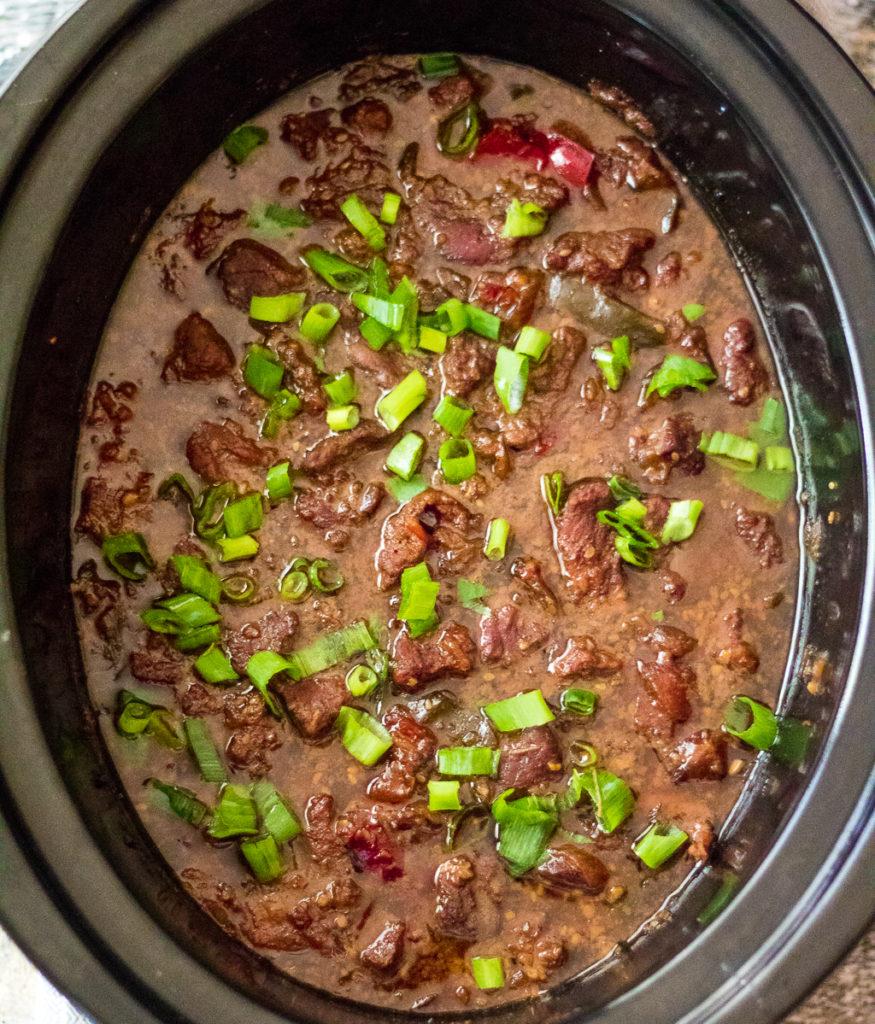 Slow Cooker Teriyaki Beef (1 of 1)
