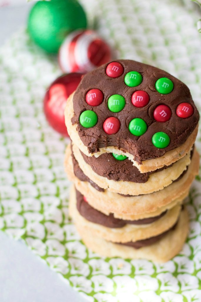 Fudge Topped Sugar Cookies-12