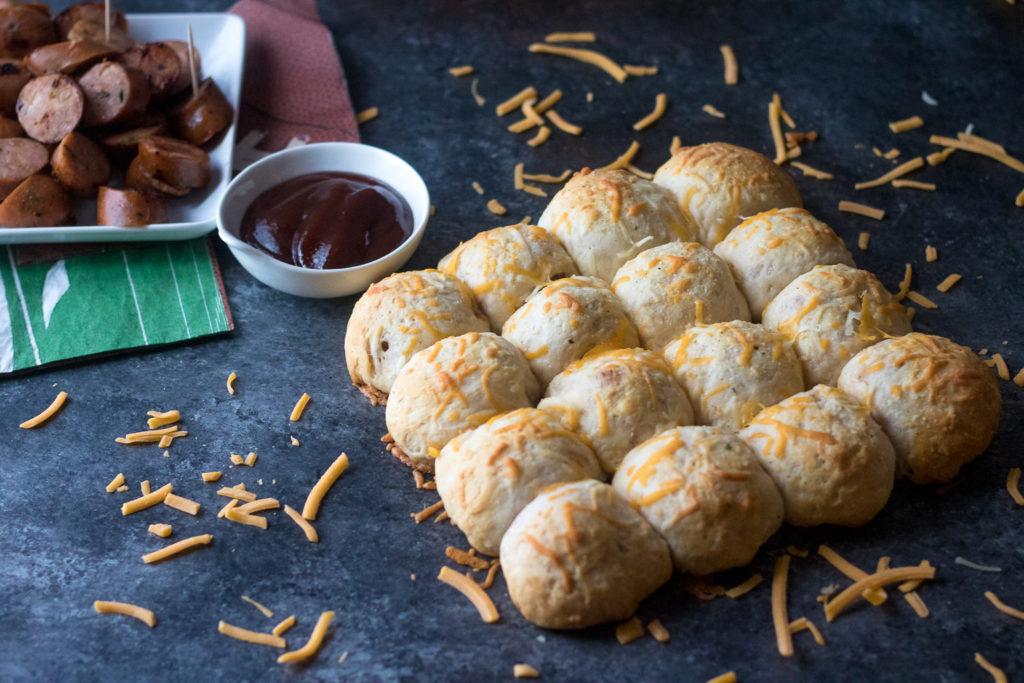 BBQ Meatball Bomb Bread-3
