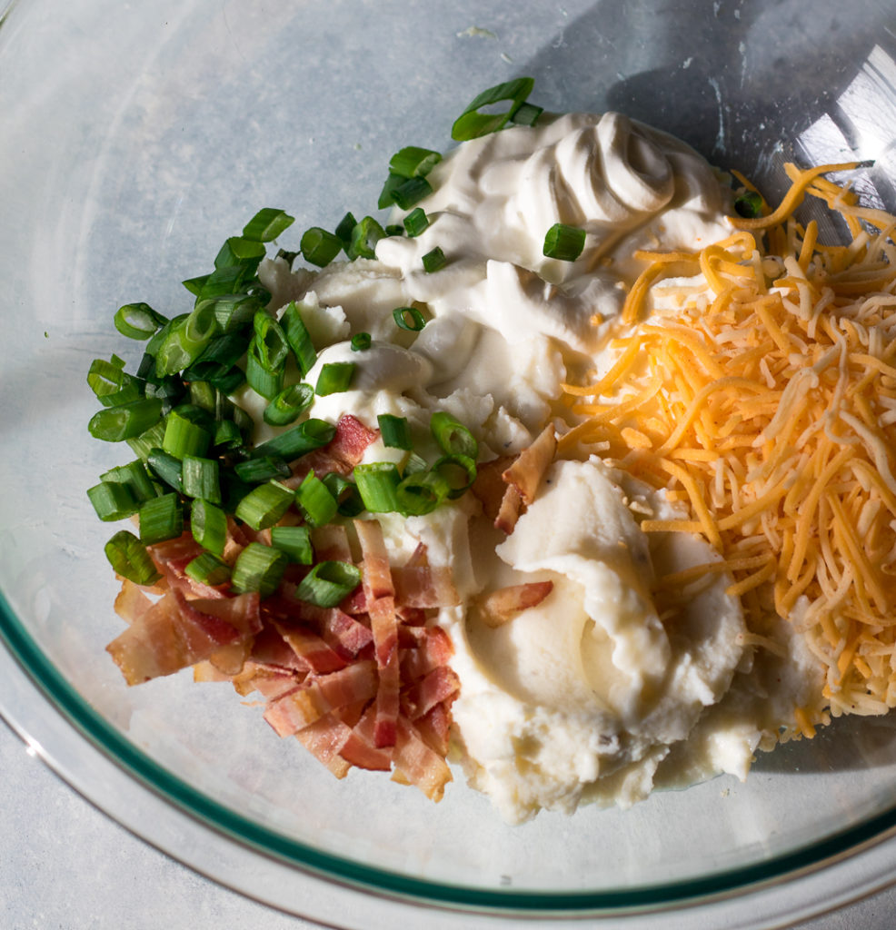 Loaded Baked Potato Dip - Life With The Crust Cut Off